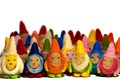Group Of Little Men Royalty Free Stock Photo