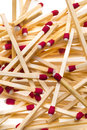 Group Of Matches Royalty Free Stock Image