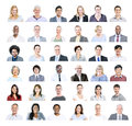 Group of Multiethnic Diverse Business People Royalty Free Stock Photo