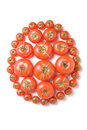 Group of tomatoes-19 Stock Photo