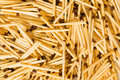 Group of wooden matches Royalty Free Stock Image