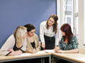Groupwork Stock Images