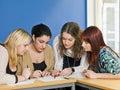 Groupwork Royalty Free Stock Image