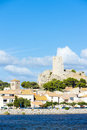 Gruissan, France Stock Photography