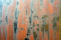 Grunge金属生锈的纹理 免版税图库摄影