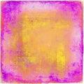 Grunge фона цветастое Стоковое Изображение