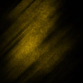 Grunge abstract background dark and yellow. Royalty Free Stock Photo