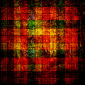 Grunge abstract checkerboard background Royalty Free Stock Images