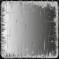 Grunge background gray illustration Stock Image