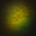 Grunge Background With Green Gradient Stock Images