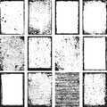 Grunge Backgrounds And Frames Vector Royalty Free Stock Image