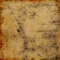 Grunge beige background vintage paper texture with frame Stock Photos