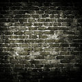 Grunge brick wall Royalty Free Stock Photography