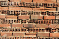 Grunge brick wall Stock Photos