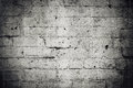Grunge brick wall background dark Stock Photo