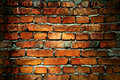 Grunge brick wall texture Royalty Free Stock Photo