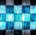 Grunge chess background Royalty Free Stock Photography