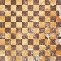 Grunge chessboard backgound Stock Images