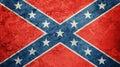 Grunge Confederate Flag. Confe...