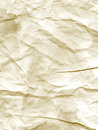 Grunge crumpled paper Royalty Free Stock Photo