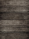 Grunge dark brown wood background