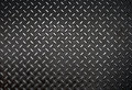 Grunge diamond metal background Royalty Free Stock Photography