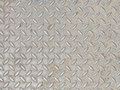 Grunge Diamond Steel Plate Background Texture Royalty Free Stock Photo