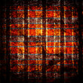 Grunge fabric canvas texture Royalty Free Stock Photos