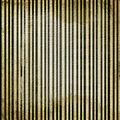 Grunge gold background with striped. Royalty Free Stock Photo