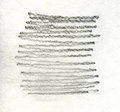 Grunge graphite pencil texture on white background paper Stock Image