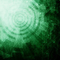 Grunge green paper texture abstract background Stock Photo