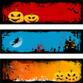 Grunge Halloween backgrounds Stock Photo
