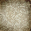Grunge military background with a texture of paper camouflage pattern on Royalty Free Stock Photos