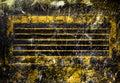 Grunge multi coloured background photo add noise Stock Photography