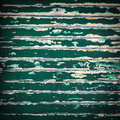 Grunge old green color wood panels Royalty Free Stock Photo