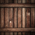 Grunge old wood planks background Royalty Free Stock Photography