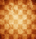 Grunge paper checkerboard background Royalty Free Stock Images