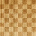 Grunge paper checkerboard background Stock Images