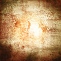 A grunge paper texture Stock Photography