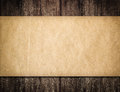 Grunge paper wooden background Royalty Free Stock Image