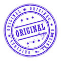 Grunge rubber stamp Royalty Free Stock Photos