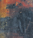 Grunge and rusted metal sheet as background Royalty Free Stock Photo