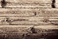 Grunge rustic wood wall background. Royalty Free Stock Photo