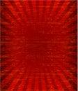 Vector grunge sunburst pattren background textured Royalty Free Stock Photo