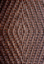Grunge synthetic rattan weave texture for background Royalty Free Stock Images