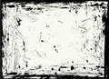 Grunge texture and frame. Royalty Free Stock Photo