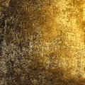 Grunge textured background with scratches for your design old yellow chalkboard Royalty Free Stock Photos