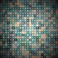 Grunge tile seamless pattern Royalty Free Stock Photo