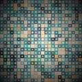 Grunge tile seamless pattern Royalty Free Stock Photo