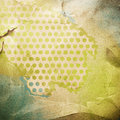 Grunge torn paper texture distressed background Royalty Free Stock Images